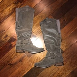 Levity Riding Boots from DSW